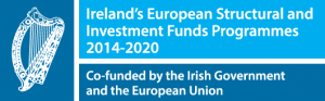 The logo of Ireland's European Structural and Investment Funds Programme.